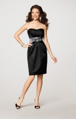 Alfred Angelo 7128 sz10 Blk/Charcoal