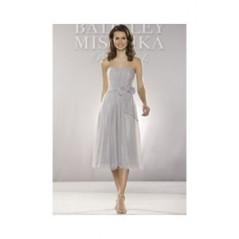 Badgley Mischka 950315 sz10 Silver