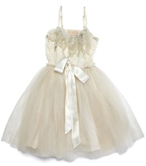 Tutu du Monde Fairy Crystal age 8-9 in Milk